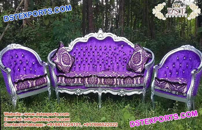 Miraculous Designer Outdoor Wedding Sofa Set Indian Handicrafts Inzonedesignstudio Interior Chair Design Inzonedesignstudiocom